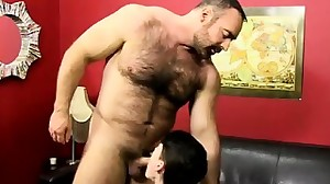 Old gay men suck young boys cocks cum The..