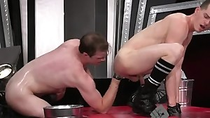 Mexican moviekup porn gay In an acrobatic 69,..