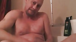My bath scene webcam show