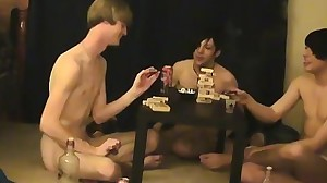 Gay twinks emo cock Trace and William get..