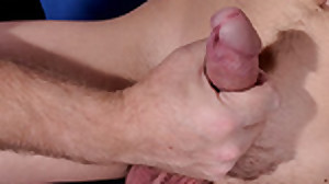 His Enormous Killer Guy Sausage Gets Edged! -..