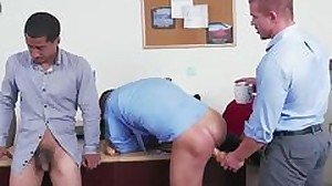 Homosexual hunks are eager for some anal gaping..