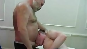 old bear parent fuck youthfull blonde mouth