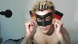 Blackmask New Era - German Boy Dildo Flash Vol.1
