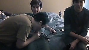 Gay porn boy eating daddy first time Fortunately..