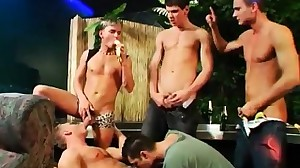 Teen boys strip at party gay Time to plumb some..