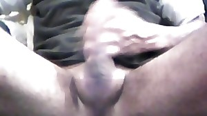 Cock have fun and trying a wine bottle in my ass