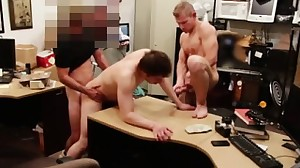 Gay hunks over  in videos He sells his taut rump..