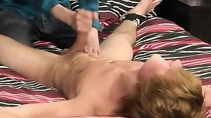 Young cock gay porn movie first time A Ball..