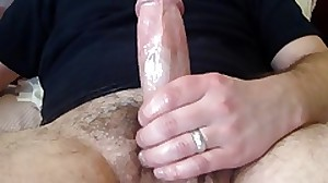 Str8 Married Hairy Daddy Shows Big Dick, Screams..