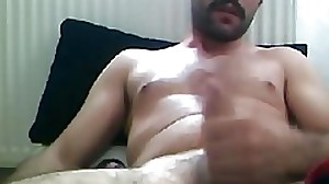 Masturbating Turkey-Turkish Hunk Han Has A  Big..