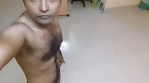 mayanmandev - desi indian boy selfie video 14.mp4