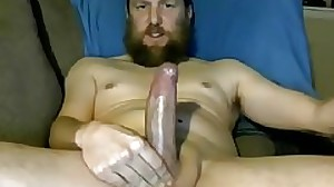 Super hot Str8 Bearded Daddy with Super hot..