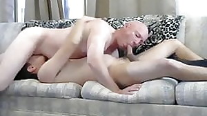Michael Karacson Sucking Cock 69 with BF