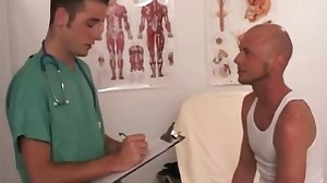 Naked masculine doctor video gay He embarked to..