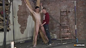 Edged To An Explosive Jizm - Luke Tyler And..
