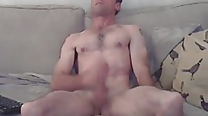 Hotstar4u masturbates on webcam until he cums