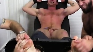 Young boys asian gay sex Connor Maguire Tickled..