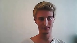 Danish Cute Boy Cums On Cam, Huge Load, Tight..