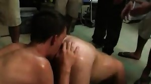 Abused black booty gay porn and young boy sex..