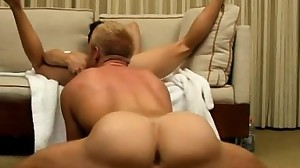 China penis in ass movie gay first time Andy..